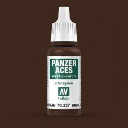 PANZER ACES LUCES C.ALEMAN (NEGRO)17ML.