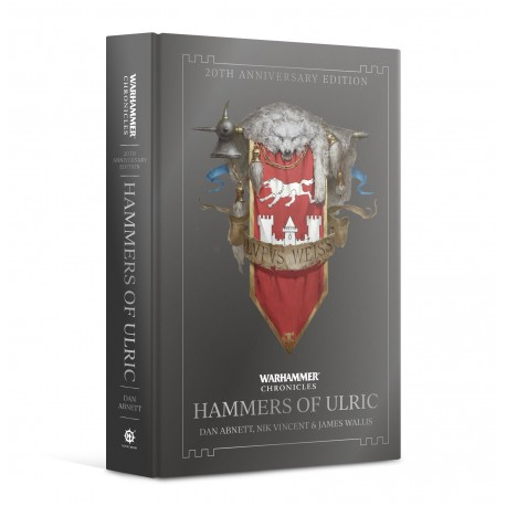HAMMERS OF ULRIC (20TH ANNIVERSARY HB)