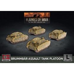 Panzerwerfer 42 Battery