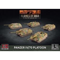Armoured AA Tank Platoon (Plastic)