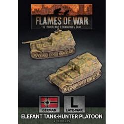 Panzer IV/70 Tank Platoon (Plastic)