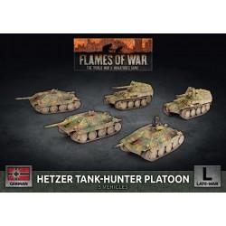 Hornisse Tank-Hunter Platoon