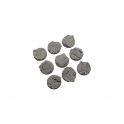 Shrine Bases, Round 28mm (5)