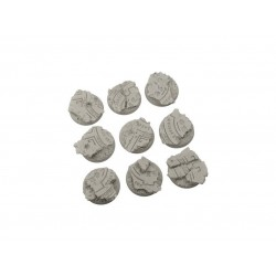 Temple Bases, Round 28mm (5)