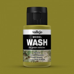 MODEL WASH 512-35ML. LAVADO VERDE OSCURO