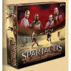 Spartacus: un juego de sangre y traición (edición en castellano)