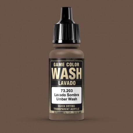 Wash/Lavado SOMBRA 203-17ML+