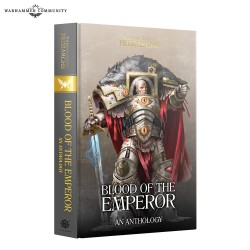 PRIMARCHS: BLOOD OF THE EMPEROR (HB)