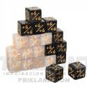 Pack 10x Dado Contador MTG