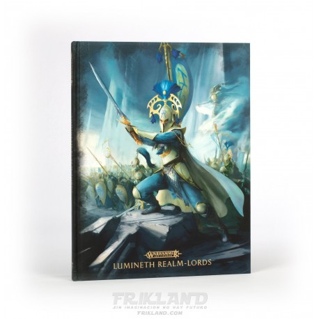B/TOME:LUMINETH REALM-LORDS (ABR/HB) ESP