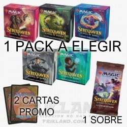 Strixhaven - Pack de Presentación