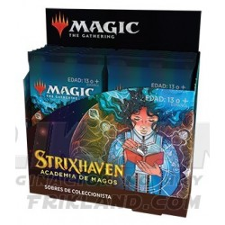 Strixhaven -Collector Box