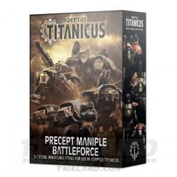 A/TITANICUS: PRECEPT MANIPLE BATTLEFORCE