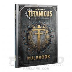 ADEPTUS TITANICUS RULEBOOK (ENG)