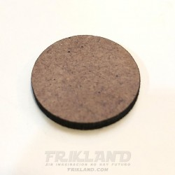 Peana Ø15 mm 35 Unidades