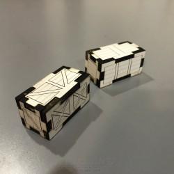 Caja mod. A (2ud)