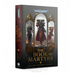 A/SORORITAS: THE BOOK OF MARTYRS (HB)