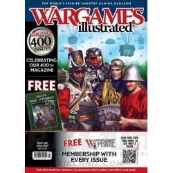 Wargames Illustrated 400 - April 2021