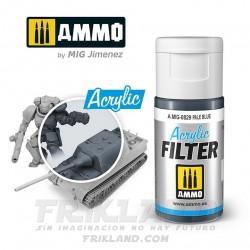 Acrylic Filter Rack