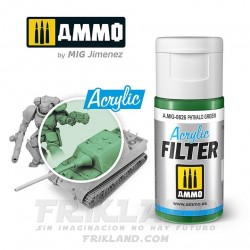 Acrylic Filter: Light Gray