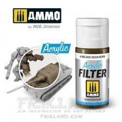 Acrylic Filter: Tan