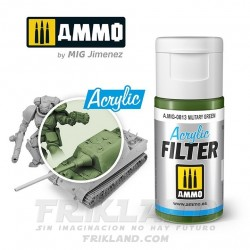 Acrylic Filter: Olive Drab