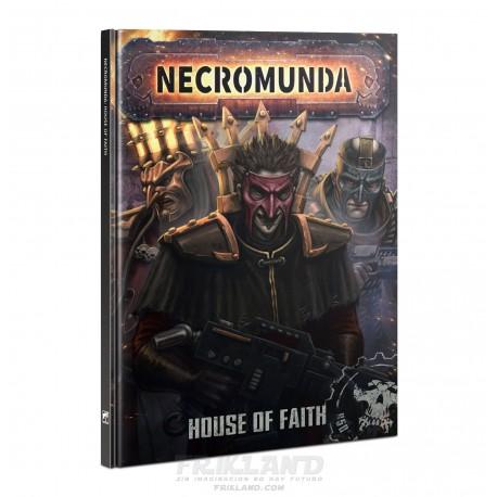NECROMUNDA: HOUSE OF FAITH (ENGLISH)
