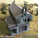 Kanoria: Iglesia