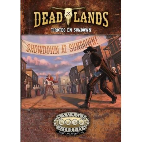 Savage World: Deadlands: el Extraño Oeste