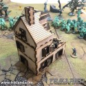 Casa 3 plantas (destruida)