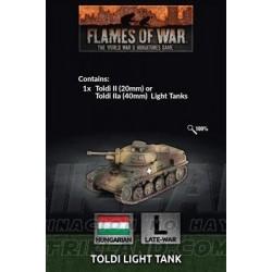 Toldi II Tank