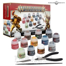 Age Of Sigmar PAINTS+TOOLS