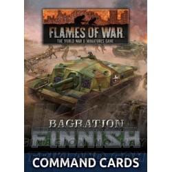 Lw Finnish Unit Card Pack (30x Cards)
