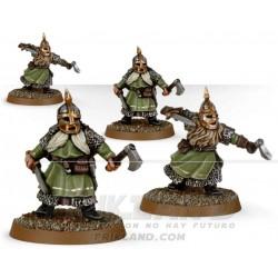 GUARDIA DE HIERRO / Dwarf Iron Guard