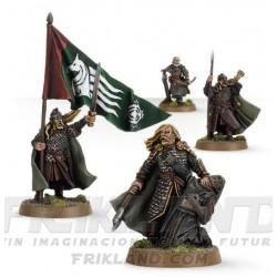 COMANDANTES DE ROHAN / Rohan Commanders