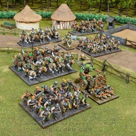 Armada: Empire of Dust War Galley