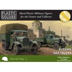 15mm Russian Gaz Truck
