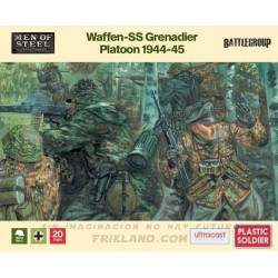 Waffen-SS Grenadier Platoon 1944-45
