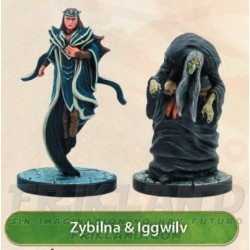 TWBtW: Hourglass Coven (3 fig)