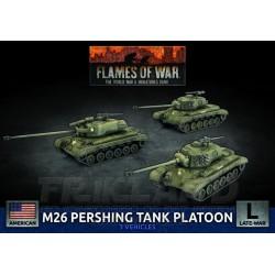 M24 Chaffee Tank Platoon (x5 Plastic)