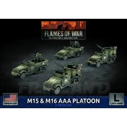 M18 Hellcat (76mm) Tank Destroyer Platoon