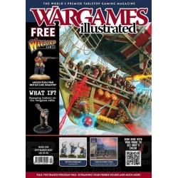 Wargames Illustrated 404 - August 2021