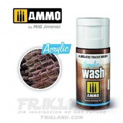 Acrylic Wash. Lavado para Orugas