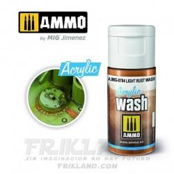 Acrylic Wash. Lavado para Interiores