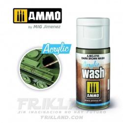 Acrylic Wash. Lavado Oxido Claro