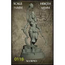 Scorpio 70mm Scale