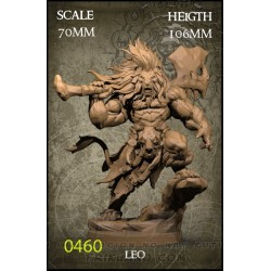 Leo 70mm Scale