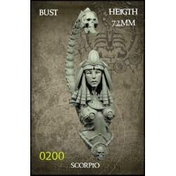 Scorpio Bust