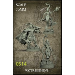 Water Element 70mm