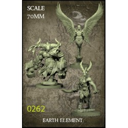 Earth Element 70mm